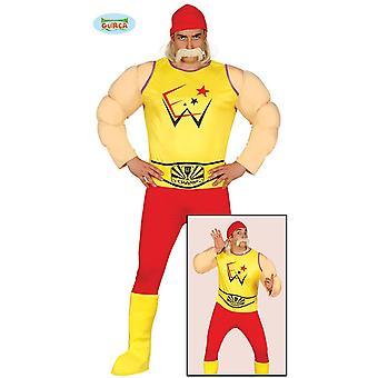 Lucha luchador traje para hombre traje para combate de luchadores de luchador profesional de los hombres