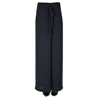 Nenah Ezgl572002 Women's Blue Polyester Pants