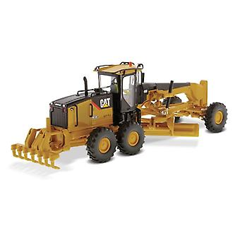 CAT 14M Motor Grader in Yellow (1:50 scale by Diecast Masters DM85189)