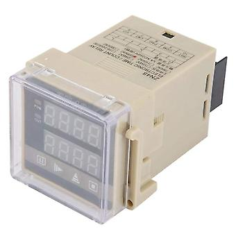 Hfes Zn48 Ac220v Digital Time Relay Counter Multifunction Rotating Speed