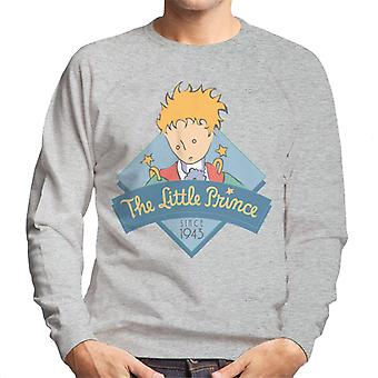 The Little Prince Since 1943 Men's Sweatshirt