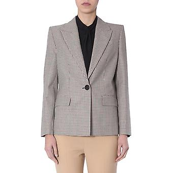 Givenchy Bw306y11fn103 Frauen's Multicolor Wolle Blazer