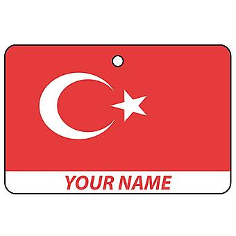 Turkey Custom Car Air Freshener