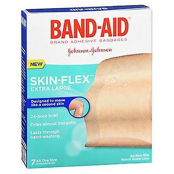 Band-Aid Skin-Flex Bandages Extra Large, 7 Each