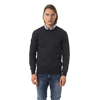 Uominitaliani Anthracite Extrafine Sweater
