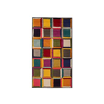Spectrum Waltz Rug - Rectangulaire - Multicolore