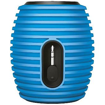 Philips SoundShooter Portable Wired Speaker - Blauw