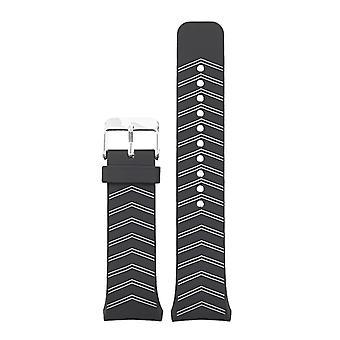 Strapsco silikonband för Samsung gear s2 sm-r720