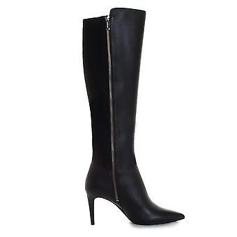Michael Michael Kors Women-apos;s Chaussures Cuir fermé orteil sur les bottes de mode genou