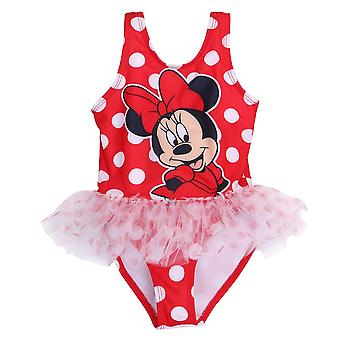 Trajes de baño de verano, Kid Cartoon Bathing Tankinis Bikini Set