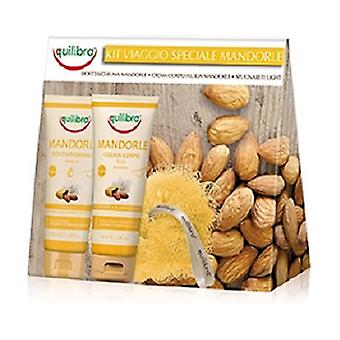 Special Travel Kit Almonds 3 units