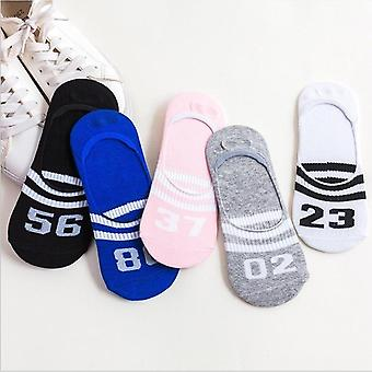 Summer Comfortable Cotton Boot Socks Ankle Low