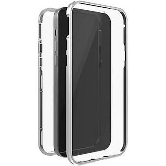 Black Rock 360° Glass Back cover Apple Silver, Transparent