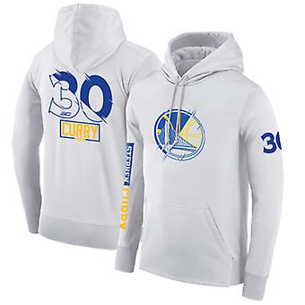 Golden State Warriors No.30 Stephen Curry Pullover Hoodie Swearshirt Tops 3WY026