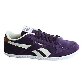 Reebok Classic Royal Transport Womens Laces Up Purple Shoes Trainers M49178 Y14A