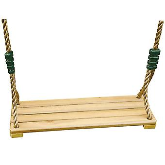 TRIGANO Træ Swing Seat til sæt 1,9 - 2,5 m J-478