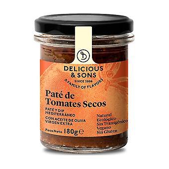 Organic Dried Tomato Pate 180 g