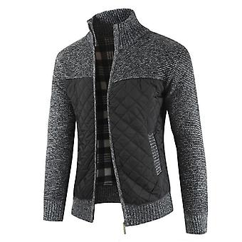 Men's Sweaters Spring, Autumn, Winter, Warm Knitted Jackets, Cardigan Coats,