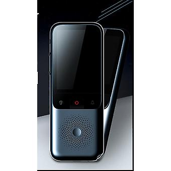 2.4inch Touch Screen Smart Real-time Voice, Language & Photo Translator