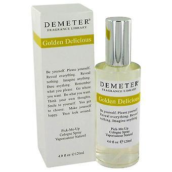 Demeter Golden Delicious Cologne Spray da Demetra 4 oz Cologne Spray