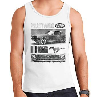Ford Mustang Fastback HerenVest