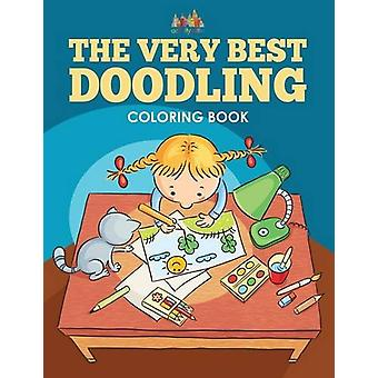 The Very Best Doodling Coloring Book by Activity Attic - 978168323709