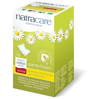 Natracare Normal Panty Liners 18 Units