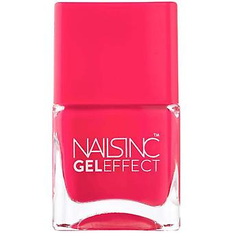 Nails inc Gel Effect Nail Polish - Covent Garden Place (6882) 14ml