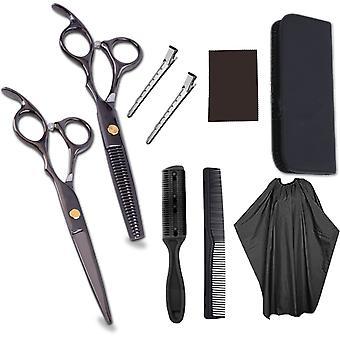 Haarschnitt Schere gerade Schnipsen dünner Friseur Werkzeuge lf5