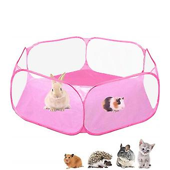 Guinea Pig Cage Rabbit Cage , Pet Play Yard Fence Portable Tent