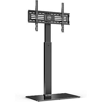 TV Bodenständer TV Standfuß TV Ständer Fernsehstand für 32 bis 65 Zoll LED LCD TV Höhenverstellbar