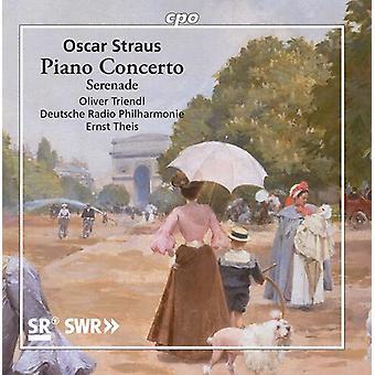 Piano Concerto / Serenade [CD] USA import