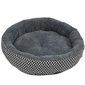 Classic flannelette warm dog bed