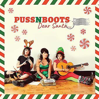 Puss N Buty - Dear Santa Vinyl