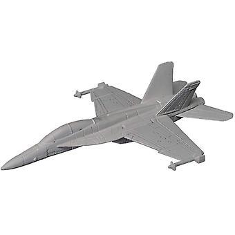 Corgi esittelee F/A-18 Super Hornet -hahmoa