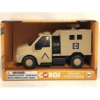 Corgi CHUNKIES CH078 Military Radar Truck U.K.Diecast and Plastic Toy