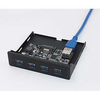 Pci-e To Usb 3.0 Pc Predný panel Usb rozširujúca karta Pcie Usb adaptér