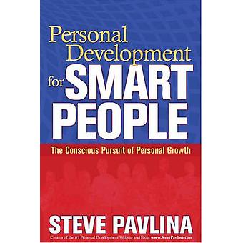Personal Development for Smart People by Pavlina & Steve