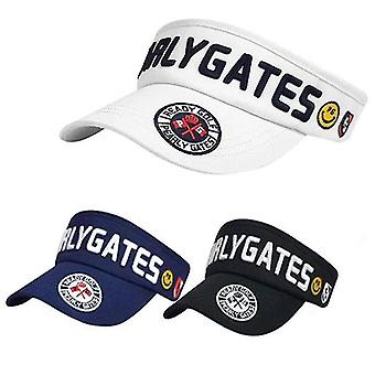 Golf Hat Pearly Gates, Outdoor Sports Cap, Sunscreen Shade(Mixing 3Pcs)