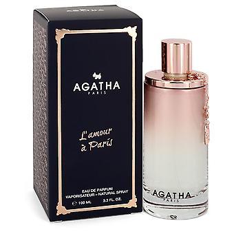 Agatha Paris L'amour à Paris Eau de Toilette 100ml EDT Spray