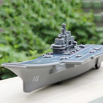 Aircraft Carrier Military Ship Boat Model