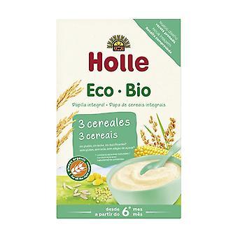 Organic 3 cereals porridge 250 g