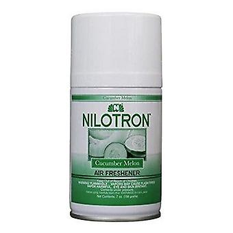 Nilodor Nilotron Deodorizing Air Freshener Cucumber Melon Scent - 7 oz