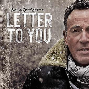 Dj cd players bruce springsteen - letter to you [cd]