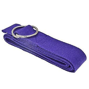 Yoga blok skum mursten til stretching støtte, gym, pilates, yoga osv. (Plum)