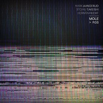 Mole - Rgb [Vinyl] USA import