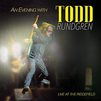 Todd Rundgren - Evening with Todd Rundgren-Live at the Ridgefield [Vinyl] USA import