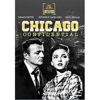 Chicago Confidential [DVD] USA import