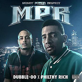 Philthy Rich - X Dubble-00 [CD] USA import