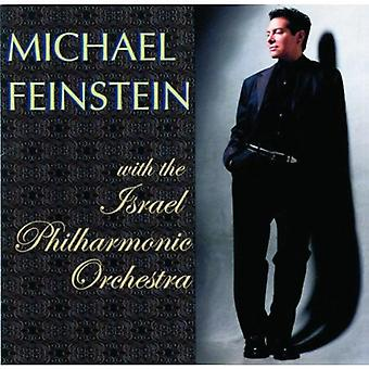 Michael Feinstein - Michael Feinstein with the Israel Philharmonic Orchestra [CD] USA import